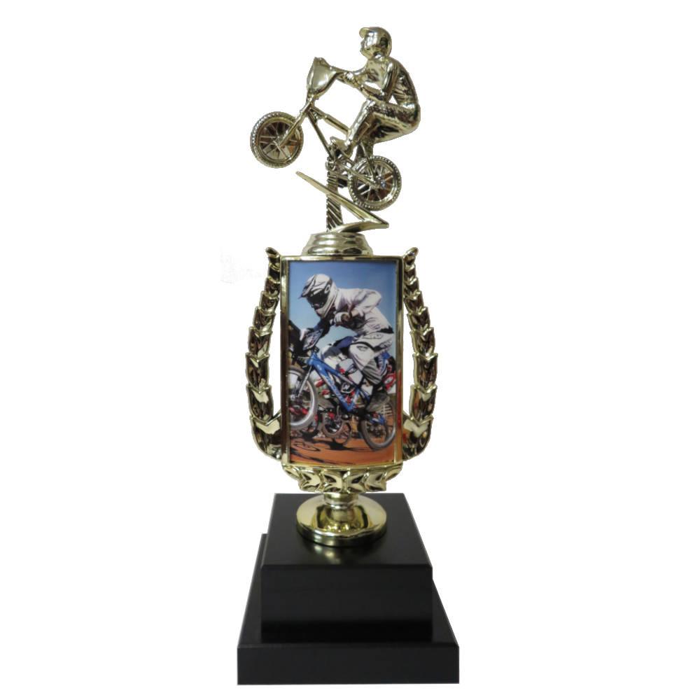 BMX Sports Insert Trophy