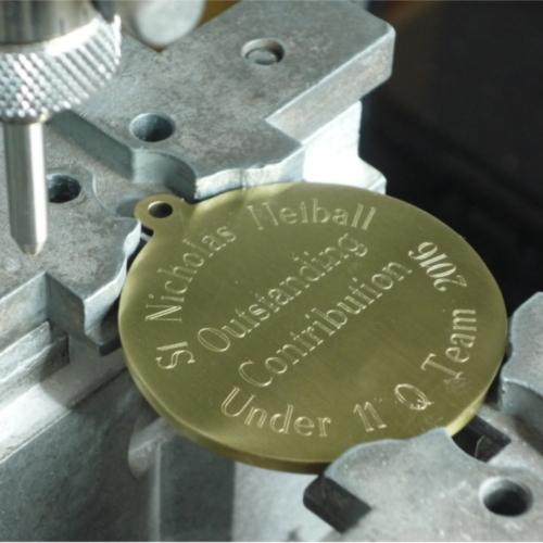 Medal Engraving