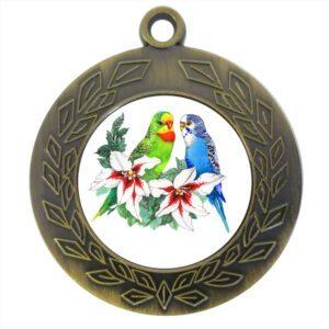 Medallion Name Tag