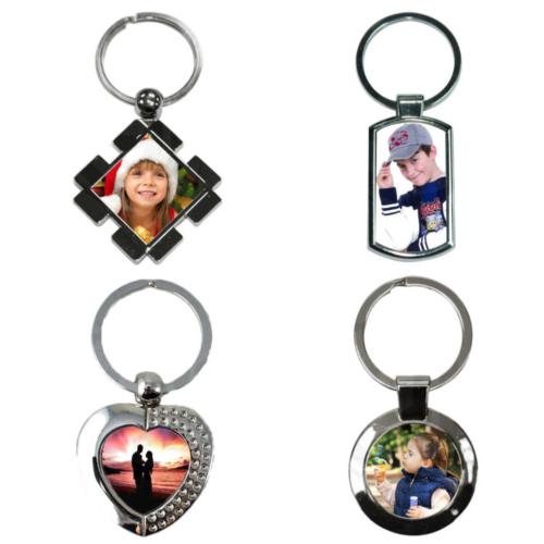 Personalised Photo Key-rings