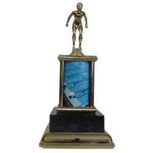 Swimming Sports Insert Trophy