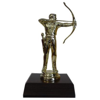 Archery Man Figurine