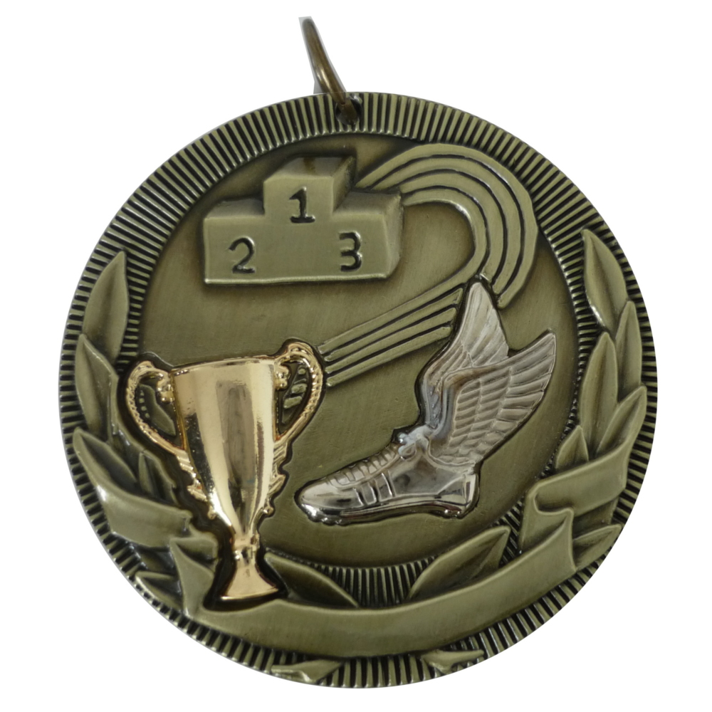 Winners Athletics Medal