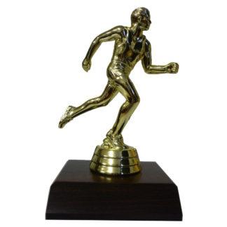 Athletics Man Figurine
