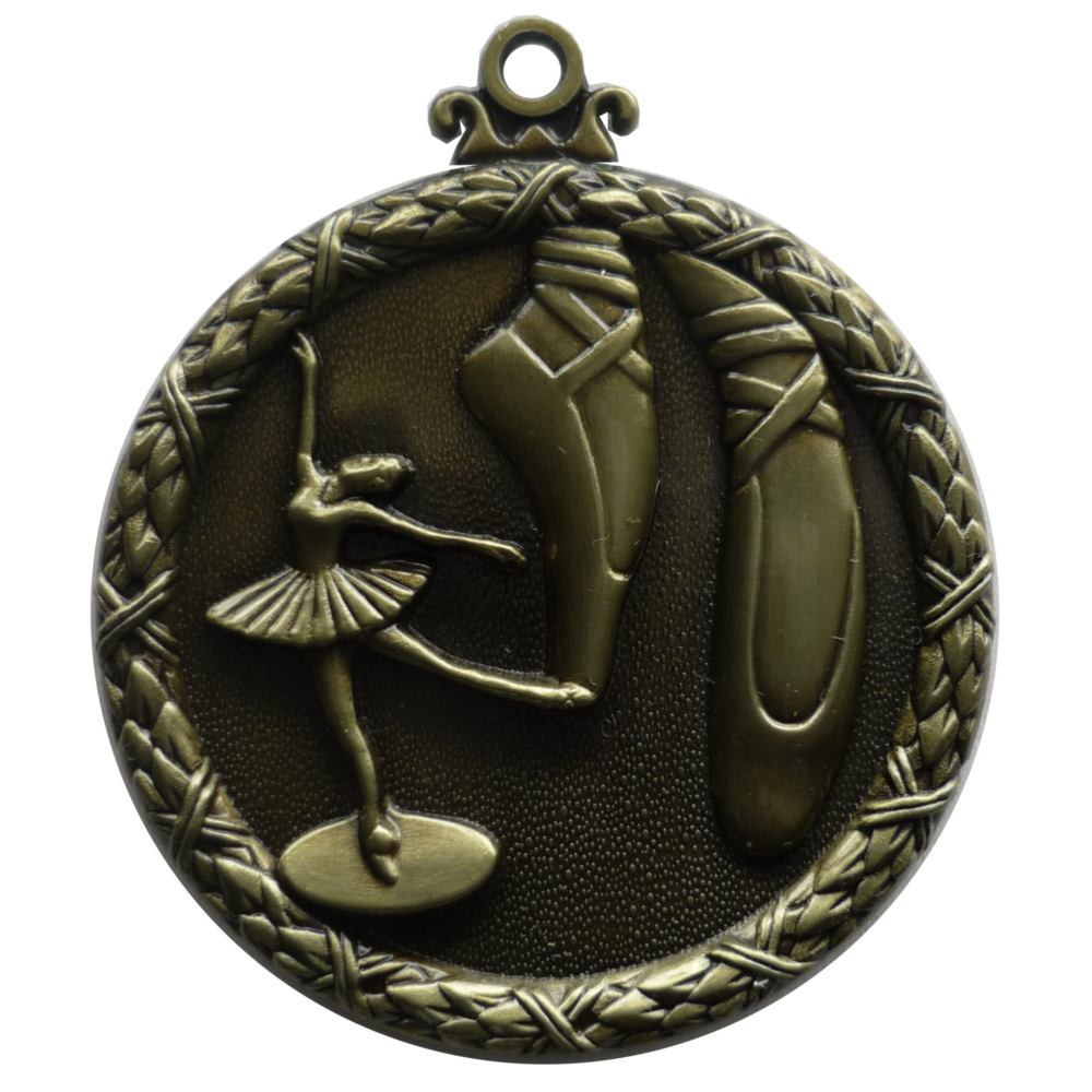 Gold Wreath Ballet Medal