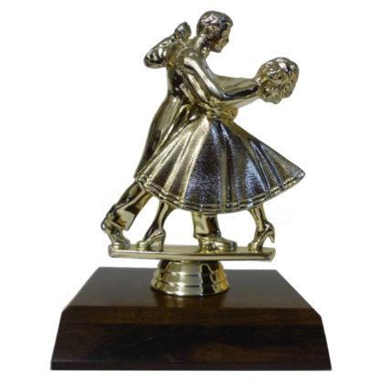 Ballroom Dancing Figurine