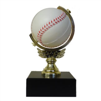 Baseball Spinner Trophy