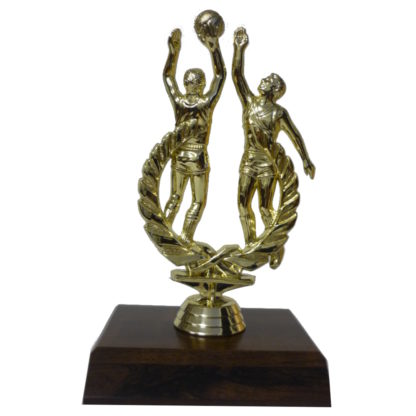 Basketball Players Figurine