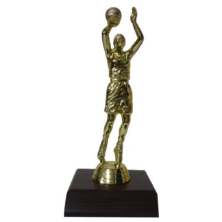 Basketball Man Figurine