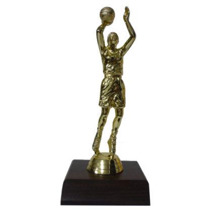 Basketball Man Figurine