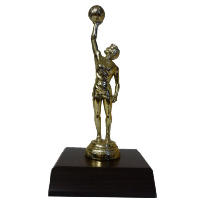 Basketball Girl Figurine