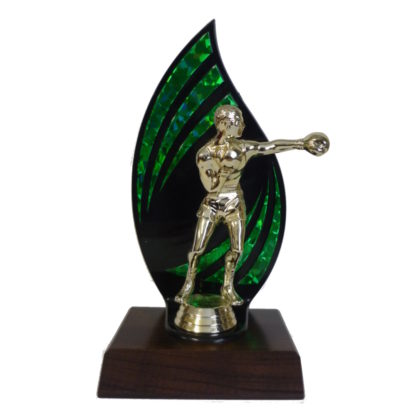 Boxing Trophies, Flameback Boxing Trophy