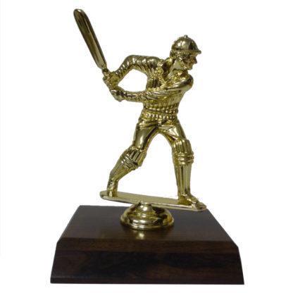 Cricket Batsman Figurine