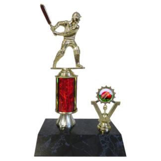 Cricket Batsman Trophy