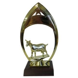 Dairy Goat Trophy