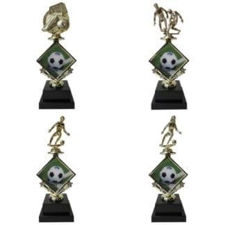 Soccer Star Insert Trophy
