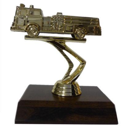 Fire Engine Figurine