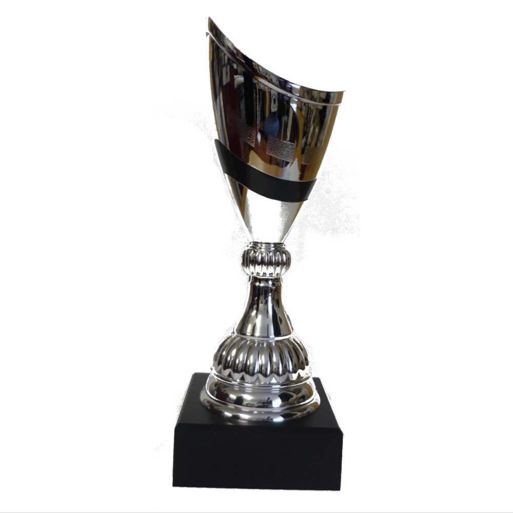 Silver Wave Trophy Cup