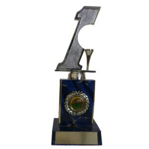 Golf Hole In One Trophy