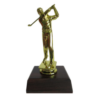 Golf Man Figurine
