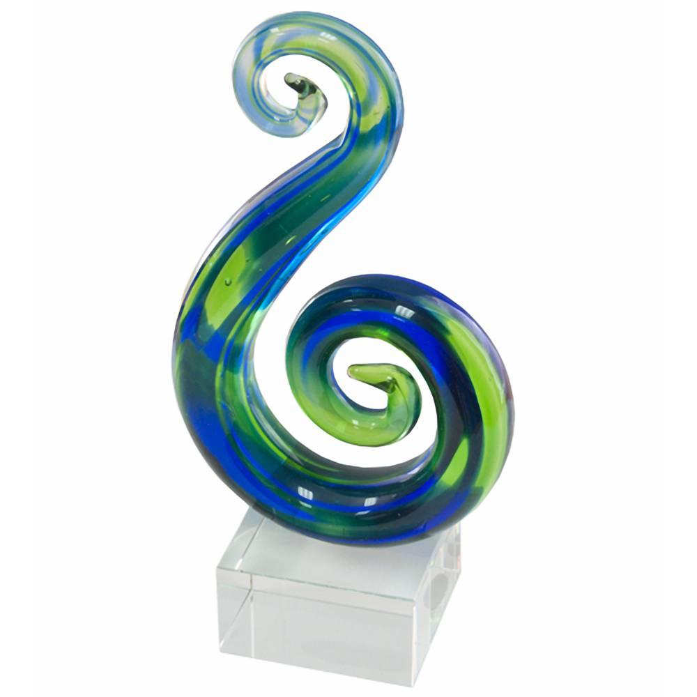 Koru Double Spiral Award