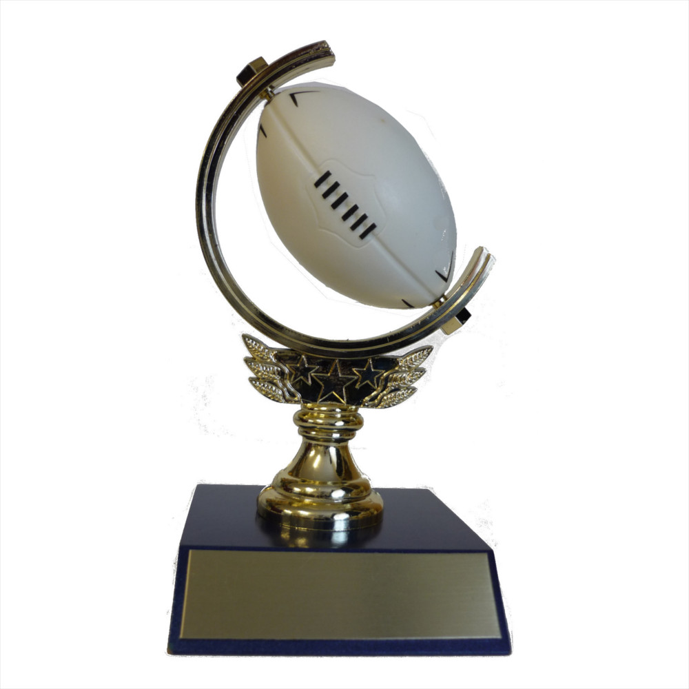 Rugby Spinner Trophy