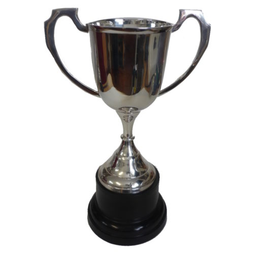 Silver Plated Trophy Cups