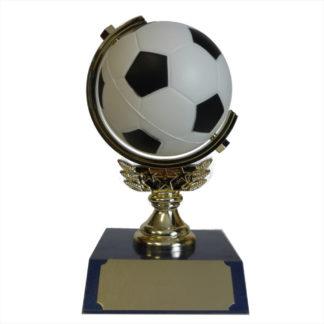Soccer Spinner Trophy
