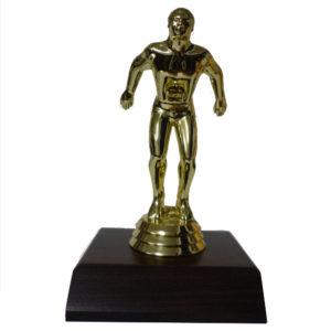 Swimming Man Figurine