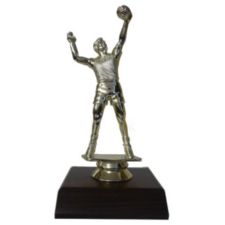 Volleyball Man Figurine