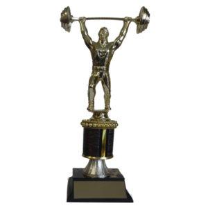Weightlifter Trophy
