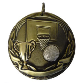Basketball Medals, Winners Basketball Medal