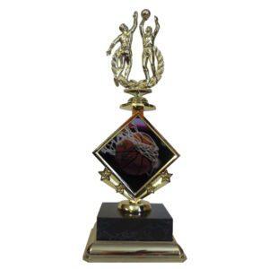 Basketball Star Insert Trophy