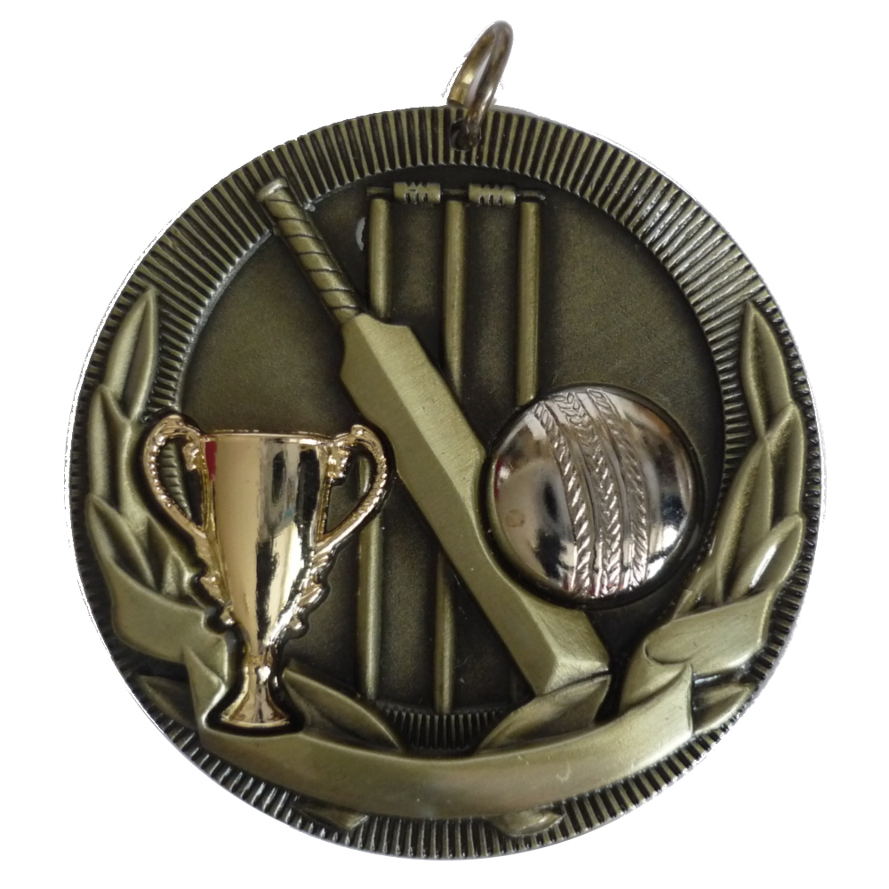 Winners Cricket Medal
