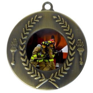 Fire Service Medals