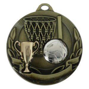 Winners Netball Medal