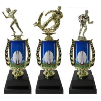 Rugby Sports Insert Trophy