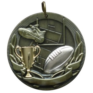 Rugby Medals, Winners Rugby Medal