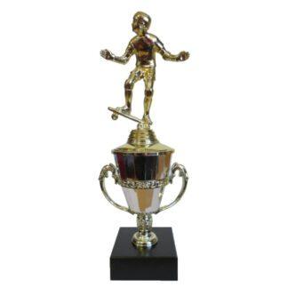 Skateboarder Trophy Cup