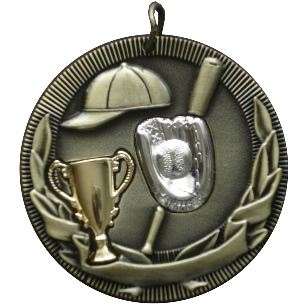 Winners Softball Medal