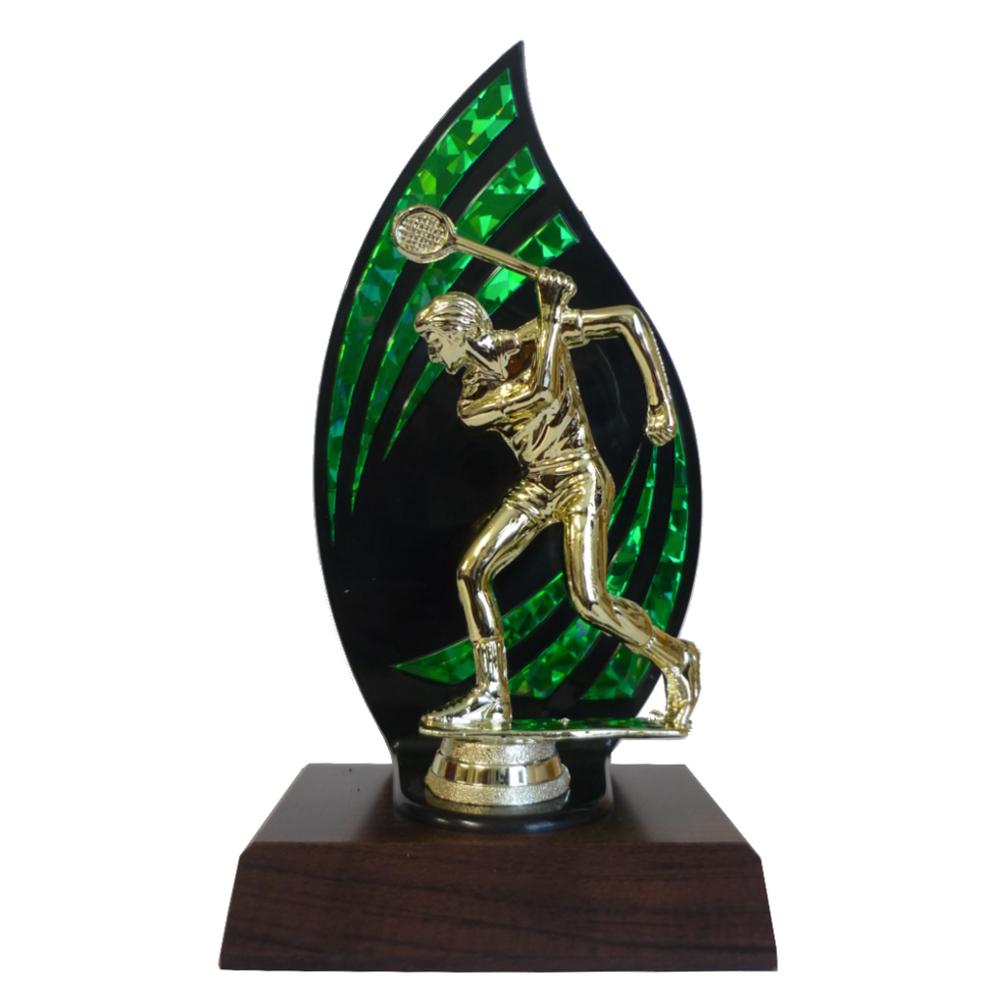 Flameback Squash Trophy