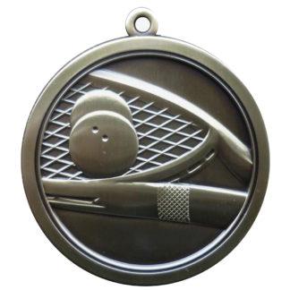 Squash Medals, Hi-Relief Squash Medal