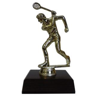 Squash Man Figurine