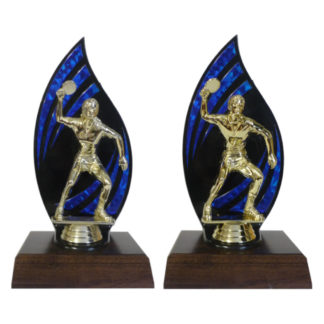 Flameback Table Tennis Trophies