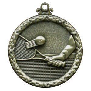 Gold Wreath Tennis Medal