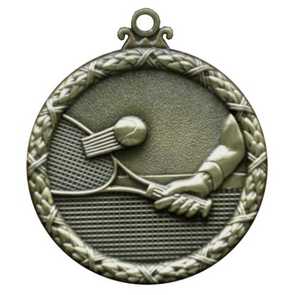 Gold Wreath Tennis Medal