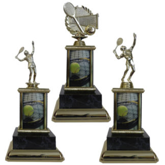 Tennis Sports Insert Trophy