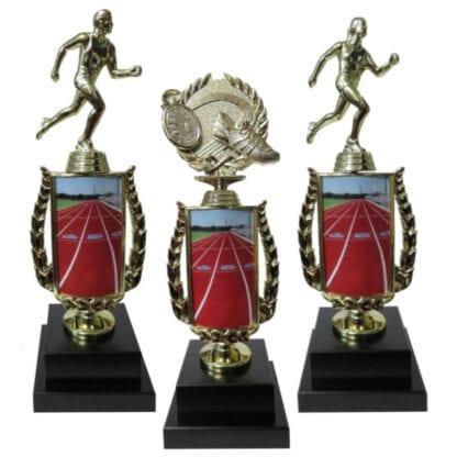 Athletics Sports Insert Trophy