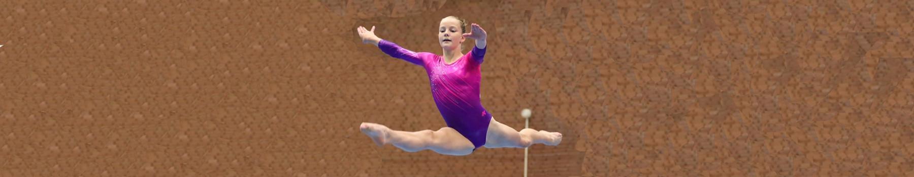 Gymnastics Trophies & Medals
