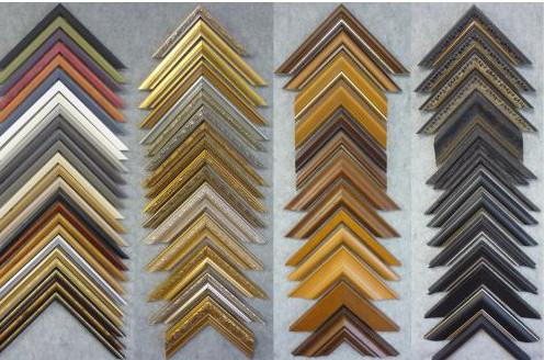 Picture Frame Moulding Samples